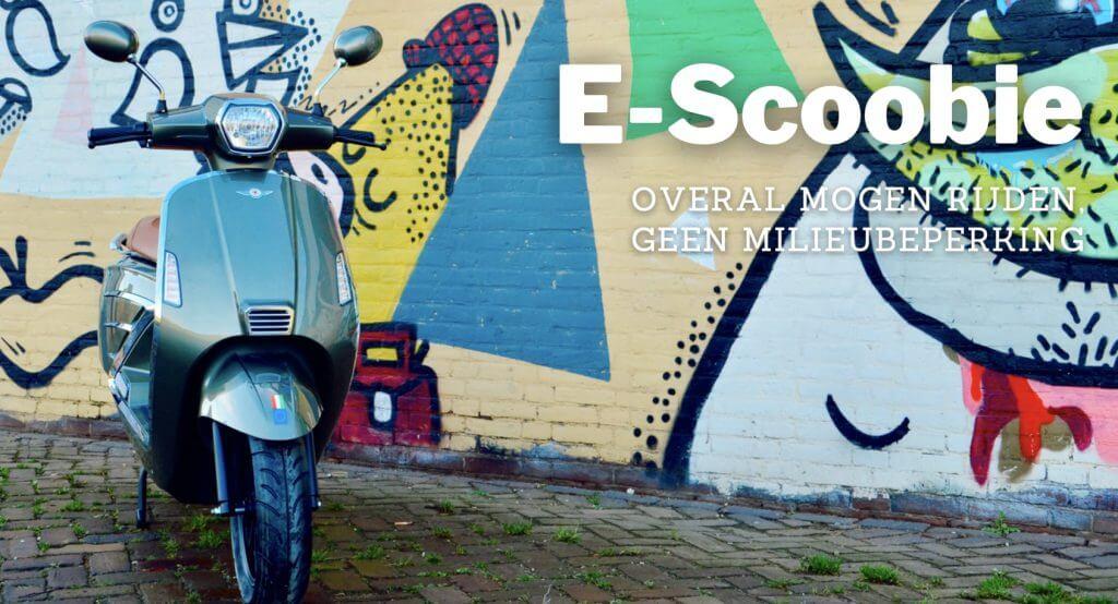 escooter kopen elektrische scooter e-scoobie.nl goedkoop